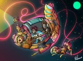 """""""Steampunk Adventure"""""""